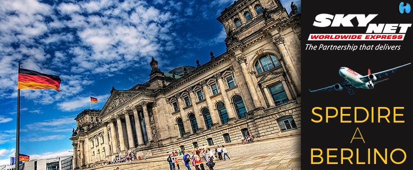 Spedire a Berlino con SkynetItaly